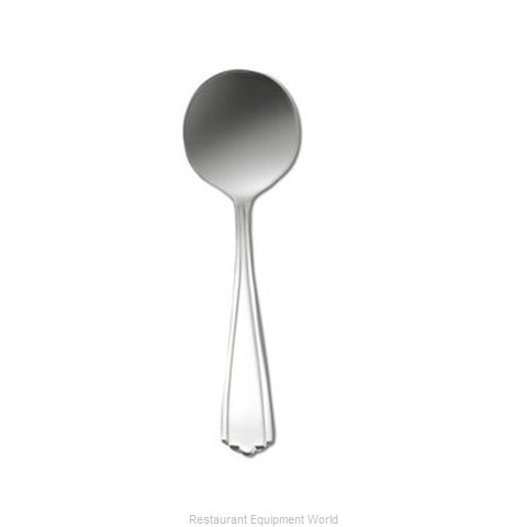 Oneida Crystal B080SBLF Spoon Soup Bouillon (Magnified)