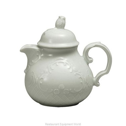 Oneida Crystal E3100000862 China Coffee Pot Teapot