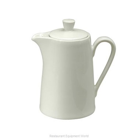 Oneida Crystal E3191798881 China Coffee Pot Teapot