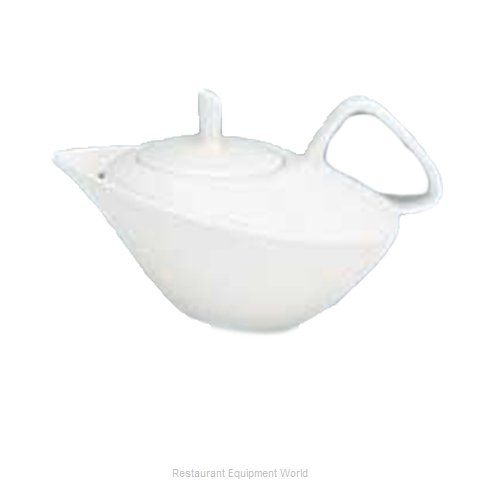 Oneida Crystal E3370000866 China Coffee Pot Teapot