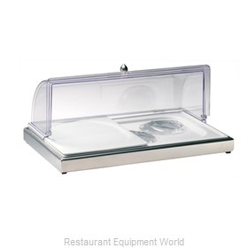 Oneida Crystal EFC000E010 Display Case, Pastry, Countertop (Clear)