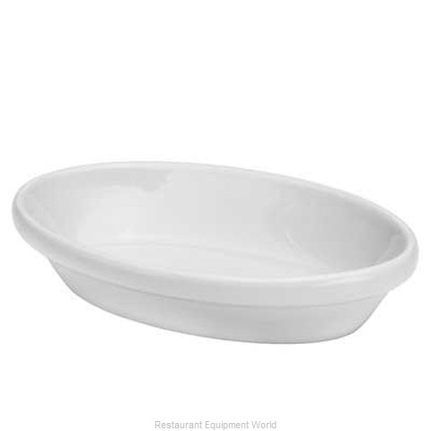 Oneida Crystal F1400000644 China Casserole Dish (Magnified)