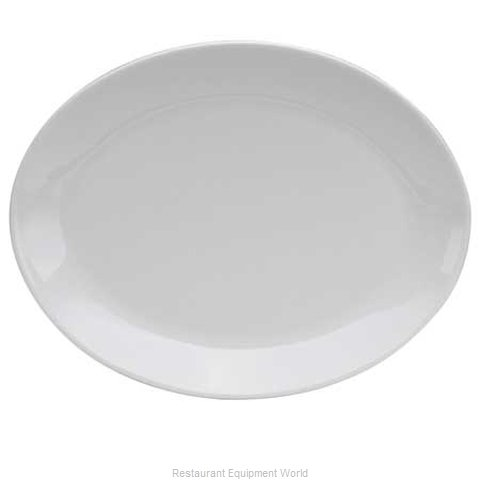 Oneida Crystal F5000000355 China Platter (Magnified)
