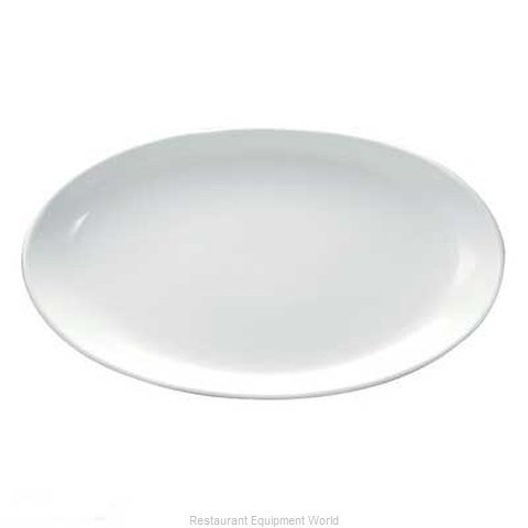 Oneida Crystal F5000000411 China Platter (Magnified)