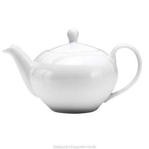 Oneida Crystal F5000000860 China Coffee Pot Teapot