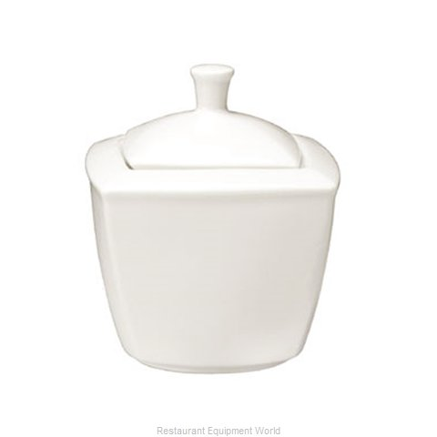 Oneida Crystal F5020000900 China, Sugar Bowl