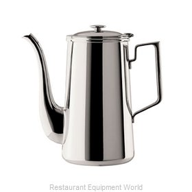 Oneida Crystal J0010661A Coffee Pot/Teapot, Metal
