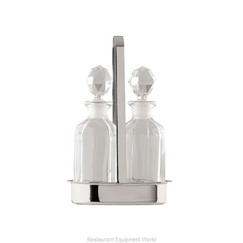 Oneida Crystal J0013301A Oil & Vinegar Cruet Set