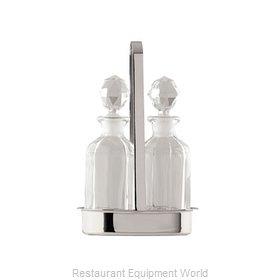 Oneida Crystal J0013301A Oil & Vinegar Cruet Set