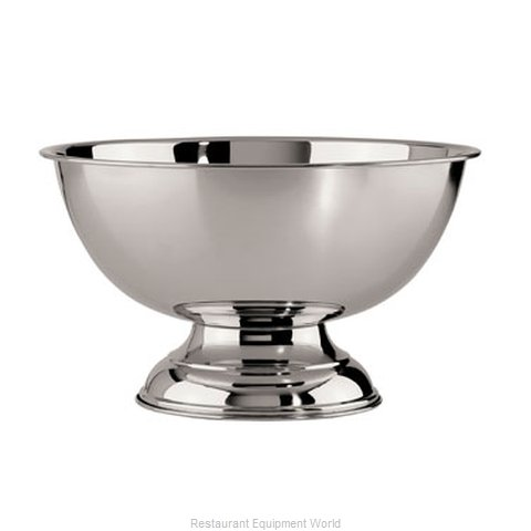 Oneida Crystal J0013821A Punch Bowl, Metal