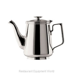 Oneida Crystal J0014801A Coffee Pot/Teapot, Metal
