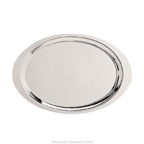 Oneida Crystal J0015301A Tray Serving (Magnified)