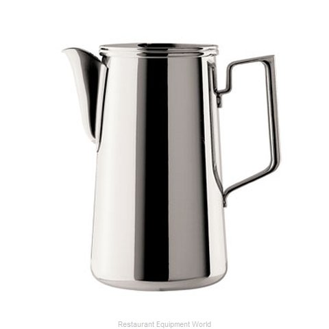 Oneida Crystal J0015731A Pitcher Server Stainless Steel