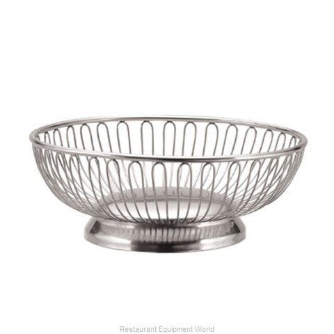 Oneida Crystal J0016731A Bread Basket / Crate (Magnified)