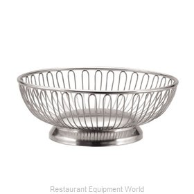 Oneida Crystal J0016731A Bread Basket / Crate