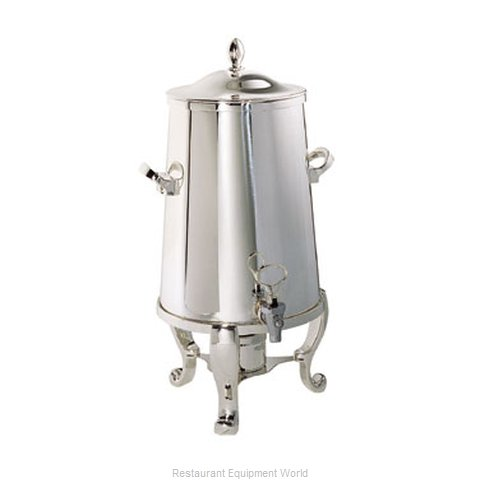 Oneida Crystal J0060811A Coffee Chafer Urn (Magnified)