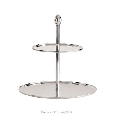 Oneida Crystal J0063621A Tiered Display Server Stand
