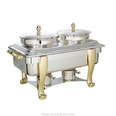 Oneida Crystal J0064391A Soup Chafer Marmite (Magnified)