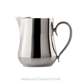 Oneida Crystal J0065731A Pitcher, Stainless Steel