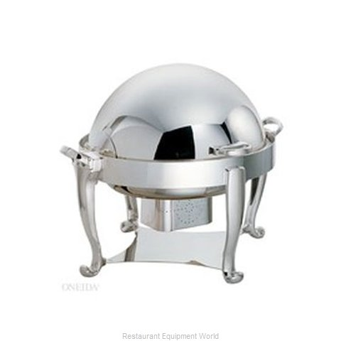 Oneida Crystal J0066601A Chafing Dish (Magnified)