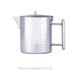 Oneida Crystal J0851000A Coffee Pot/Teapot, Metal