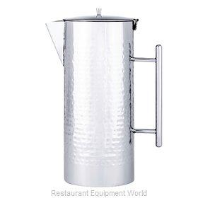 Oneida Crystal J0852000A Coffee Pot/Teapot, Metal