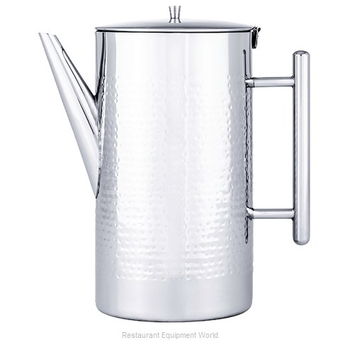 Oneida Crystal J0852200A Coffee Pot/Teapot, Metal