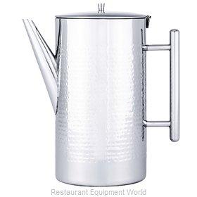 Oneida Crystal J0852200A Coffee Pot/Teapot, Metal