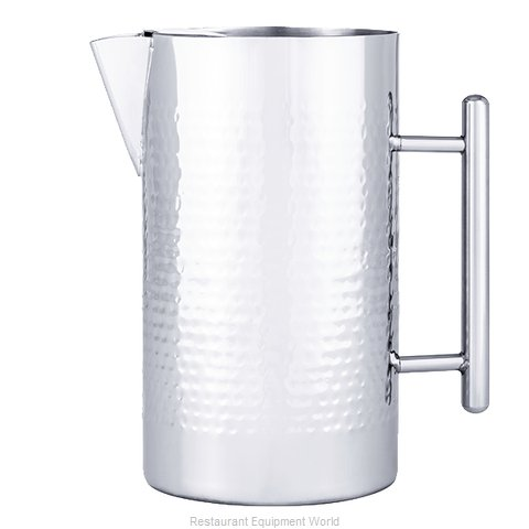 Oneida Crystal J0853300A Pitcher, Stainless Steel