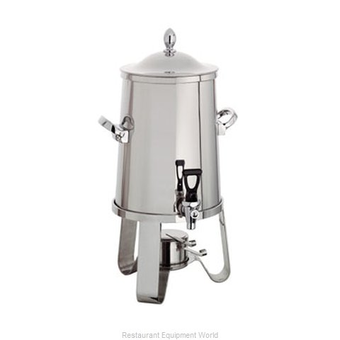 Oneida Crystal K0010802A Coffee Chafer Urn Beverage Server (Magnified)