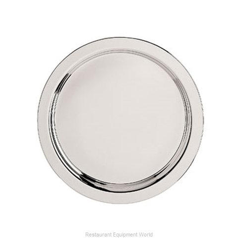 Oneida Crystal K0015272A Tray Serving (Magnified)
