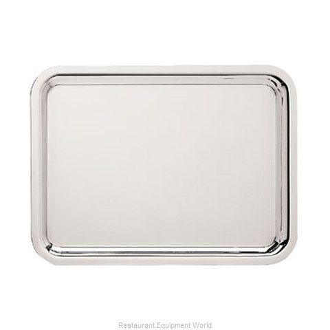 Oneida Crystal K0015452A Serving & Display Tray, Metal (Magnified)