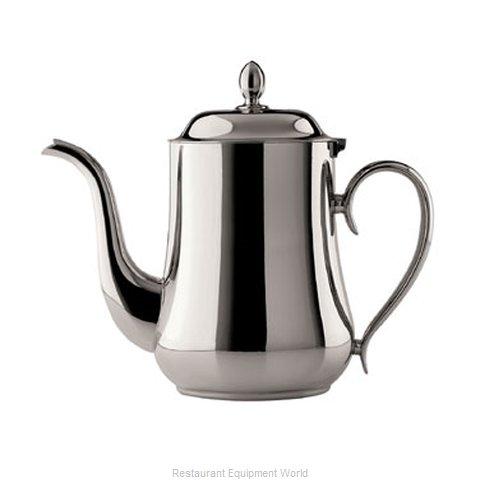 Oneida Crystal K0060662A Coffee Pot/Teapot, Metal