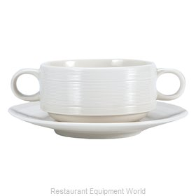 Oneida Crystal L5650000528 Saucer, China