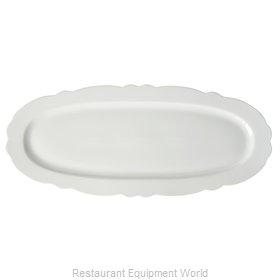 Oneida Crystal OVALSCLPT Platter, China