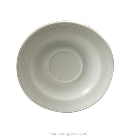 Oneida Crystal R4010000500 Saucer, China