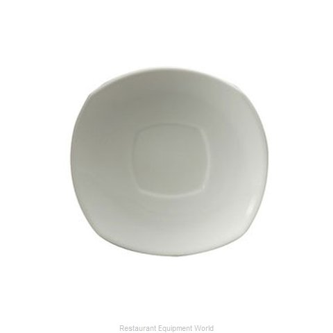 Oneida Crystal R4020000506 China Saucer (Magnified)