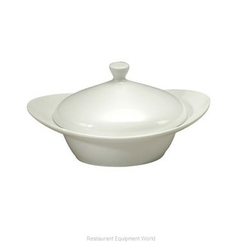 Oneida Crystal R4020000676 Casserole Dish, China (Magnified)