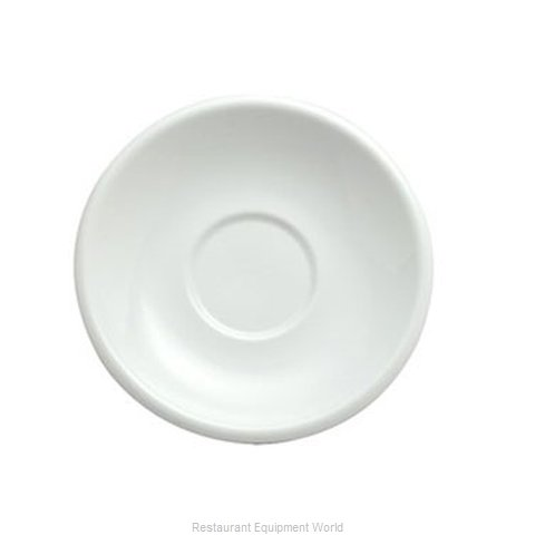 Oneida Crystal R4130000502 China Saucer (Magnified)