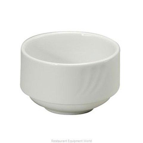 Oneida Crystal R4190000705 Bouillon Cups, China