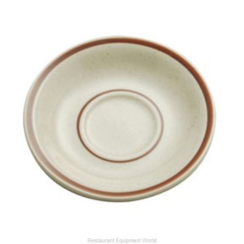 Oneida Crystal R4238026501 China Saucer (Magnified)