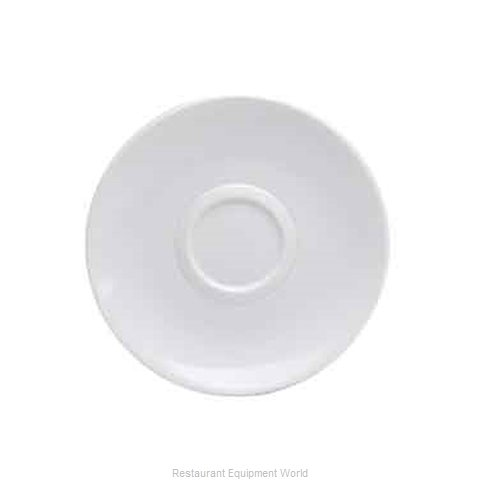 Oneida Crystal R4840000500 China Saucer