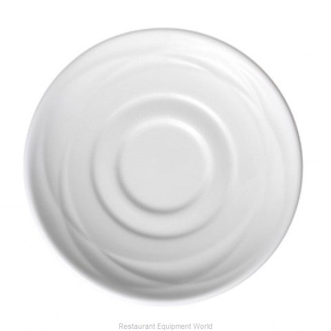Oneida Crystal R4930000500 Saucer, China