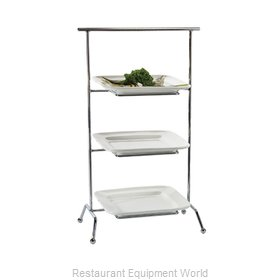 Oneida Crystal SC303CKIT Display Stand, Tiered