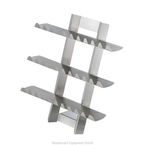 Oneida Crystal ST11312002 Taco Make Up Rack