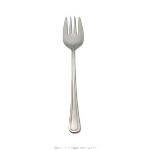 Oneida Crystal T012FBNF Serving Fork (Magnified)