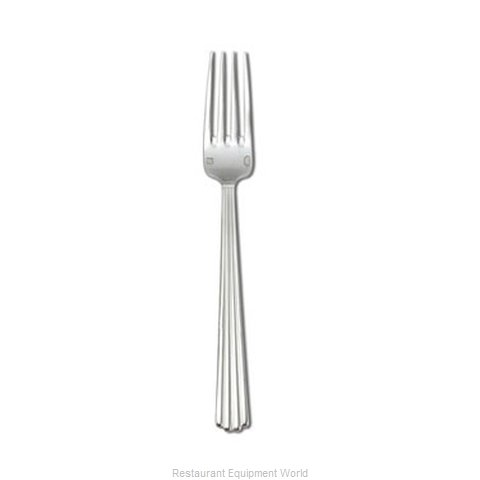 Oneida Crystal T024FDIF Fork, Dinner European (Magnified)