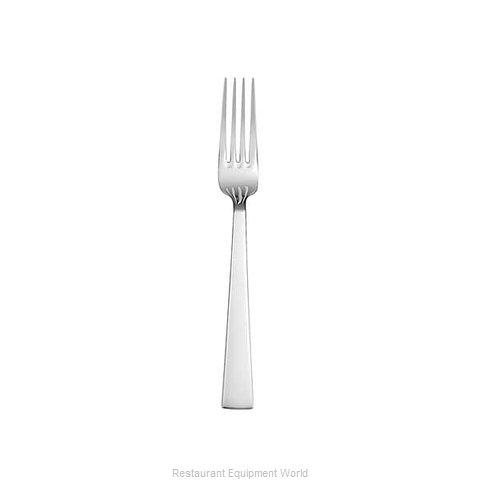 Oneida Crystal T657FDEF Fork, Salad (Magnified)