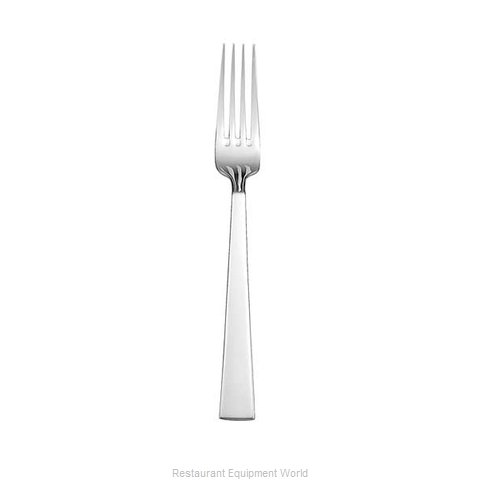 Oneida Crystal T657FDNF Fork Dinner (Magnified)