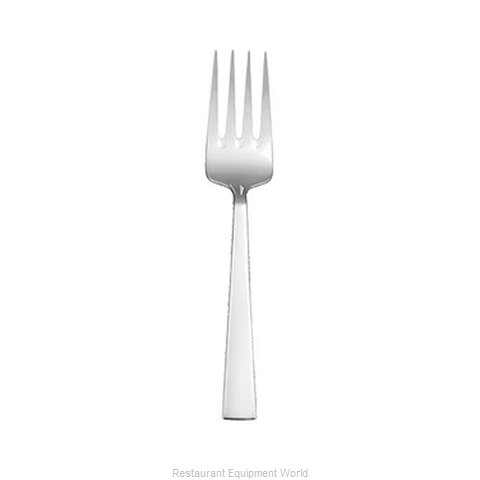 Oneida Crystal T812FCMF Fork Buffet (Magnified)
